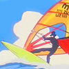 nautisch: (tuxedo mask on a windsurfer your argumen)