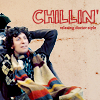 rynne: (four chillin')