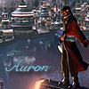 amberleewriter: Auron the Legendary Guardian (Auron)