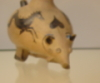 ursa_cerulean: baby feeder in the shape of a mouse decorated with sea monsters (mouse!)