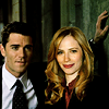 medie: Yannick Bisson as Frank Hardy, Jaime Ray Newman as Nancy Drew (books - frank and nancy - otp)