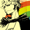 jame_alec: Trafalgar Law from One Piece smirking (Law - Smirk)