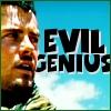 saffiter: (Lennox Evil Genius)