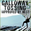saffiter: (Galloway Tossing)