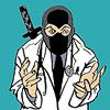 jenfold: Dr McNinja (Default)