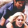 frolicndetour: Kara and Sam playing pyramid  (Pyramid Foreplay)