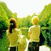 allchildren: emily and naomi (⎚ through the eyes of a girl)
