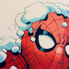 incywincyhero: (spidey: snowy head)