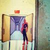 incywincyhero: (spidey: empty hallways)