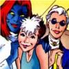 soleil_ambrien: (X-Men Mystique/Destiny Rogue Happily Ado)