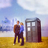 fangs: (doctor who | tardis for two)