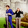 fangs: (doctor who | doctor donna)
