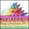 madraykin: (ADD markers)