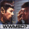 laurajv: What Would Mirror Spock Do? (wwmsd?, star trek mirror spock)
