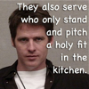 twistedchick: Cam Mitchell pitching a holy fit in the kitchen (pitch a holy fit)