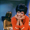 today: Nyota Uhura (TREK ☌ not just a pretty face)