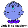 queenmartina: (Little Miss Stubborn)