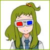 3detect: (Stray girl in her 3D glasses.)
