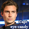 ximeria: Captain Becker aka eyecandy (pe - becker - capt eyecandy)