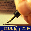 jedimuse: Imagine- writing (Imagine)