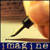 jedimuse: Imagine- writing (writing)