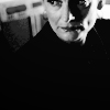 margalo_streussal: Angela Petrelli from <i>Heroes</i> in black and white. (heroes - angela - necessary evil)