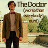 psubrat: (doctor - eleven - worse aunt)