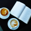 sleepmybeauty: Credit: <lj user=allbottledup> ([misc] coffee and a book)