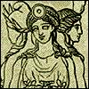 helenic: (Hecate - triple goddess; crossroads)