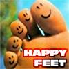helenic: (happy feet!)