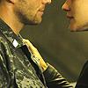 voleuse: battlestar galactica, lee and kara, close-up (battlestar galactica | lee/kara)