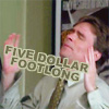 bonorattle: (WilsonFootLong)