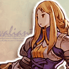 kasumin: (agrias: valiant)