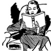 copracat: Vera's reading girl (vera)