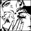 copracat: Modesty Blaise from the comic La Machine (princess)
