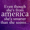 keri: (smarter than she seems!)