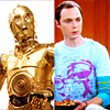 wook77: (Sheldon is C-3PO)
