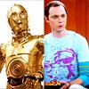 wook77: (Sheldon is C-3PO)