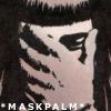 """vacantvoxpopuli: (""""MaskPalm"""")"""