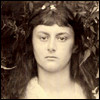 copracat: Julia Margaret Cameron's photo of Alice Liddell as Pomona (pomona)