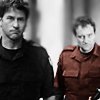 copracat: McKay and Sheppard with angry faces (atlantis - means business)