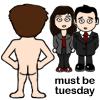 nentari: (Tuesday)