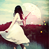 honeykitten: (Umbrella Girl)