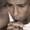 copracat: George Gregan resting his chin on his interlinked fingers (rugby - george gregan)
