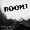teaberryblue: (Boom!)