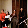 naughtyelf: (Glee - Kurt Blaine Finn & Rachel)