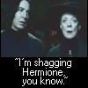 rayvyn2k: Shagging Hermione (Shagging Hermione)