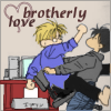 kageotogi: (brotherly love)