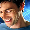 soulstar: (Smiling David)