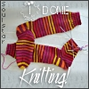 soulstar: (I done knitting!)